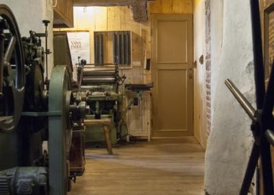 labora letterpress workshop