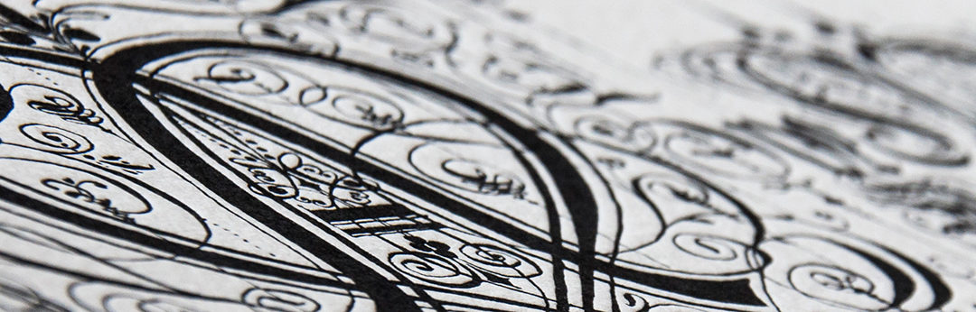"""Näitus """"Kalligraafia Heino Kivihalli ja tema õpilaste käe läbi"""""""