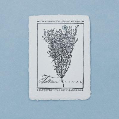 Lina Postkaart