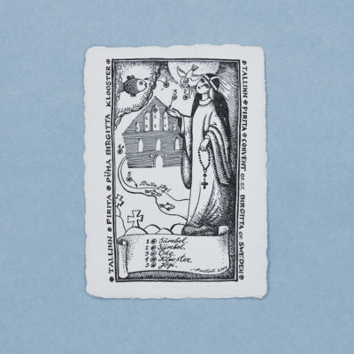 Pirita klooster postkaart