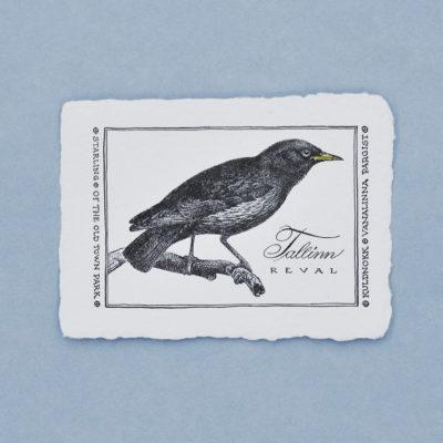 Kuldnokk Postkaart