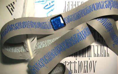 Kalligraafia kooli uus õppeaasta