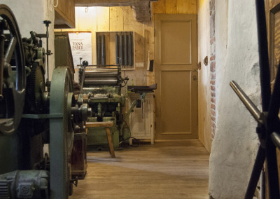 labora letterpress workshop