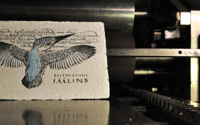 Call for Course Participants: Calligraphy, Paper, and Letterpress Interact