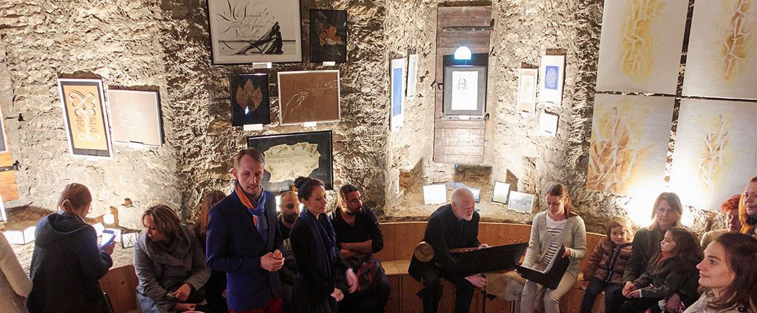 Ars Littera 2018 Exhibition Opening